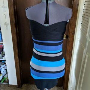 Brand new strapless dress